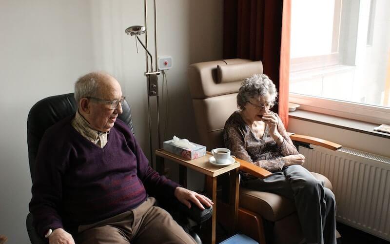 Nederland: Het bejaardentehuis van de wereld